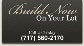 Build on your own lot ad
